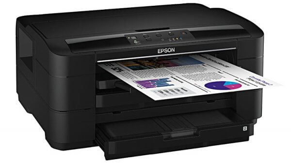 Epson WorkForce WF-7015 с СНПЧ 3