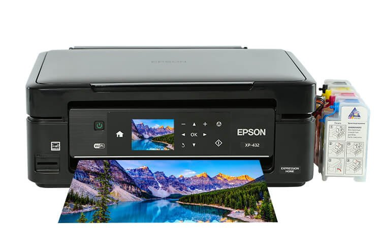 МФУ Epson Expression Home XP-432 фото