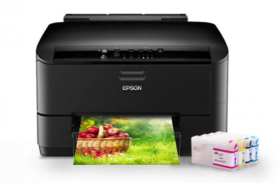 принтер Epson WorkForce Pro WP-4020 фото